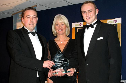 helix award winner hull
