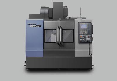 Doosan DNM4500 CNC MILL
