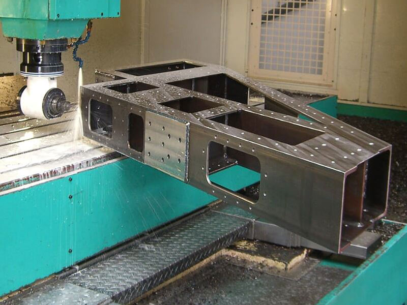 machining bae