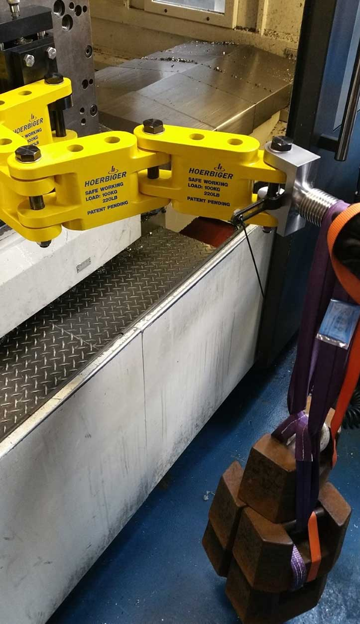 more load arm testing